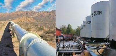 सिलगढी–चारआली पेट्रोलियम पाइपलाइनको काम अघि बढ्दै