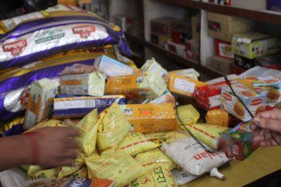 खाद्य वस्तुको म्याद न व्यापारीले हेर्छन् न उपभोक्ताले, करिब आठ लाखको अखाद्य वस्तु बरामद गरी नष्ट