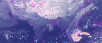 मौसममा पुन: स्थानीय वायुको प्रभाव : यी स्थानहरुमा बर्षाको संभावना