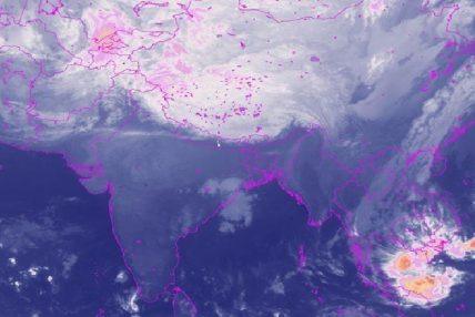 पश्चिमी वायुको प्रभाव : आगामी तीन दिन चट्याङ र हावाहुरीसहित वर्षा हुने