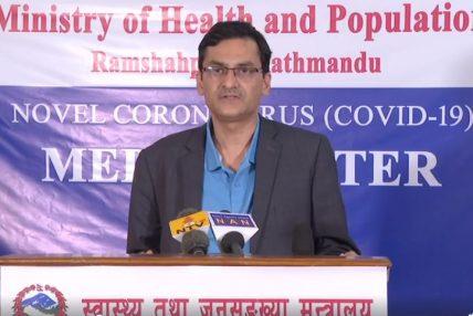 नेपालमा थप ११४ नयाँ सङ्क्रमण पुुष्टि, सङ्क्रमितको कुल सङ्ख्या ८८६ पुग्यो